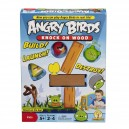 Mattel! Настольная игра Angry Birds: Knock On Wood Game