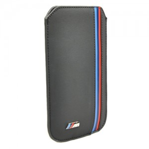 Кожаный чехол для iPhone 5 / 5S BMW Sleeve Perforated leather. (BMPOP5MP)