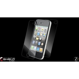 ZAGG invisibleSHIELD for iPhone 4S (Full Body)