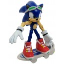 Фигурка Соник -  Sonic Free Riders Sonic (9см)