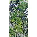 Чехол для iPhone 5/5S Christian Lacroix Eden roc Folio, цвет Green (CLERFOIP5V)
