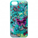 Чехол-накладка для iPhone 5 / 5S Lacroix Butterfly Hard, цвет Green (CLBPCOVIP5V)