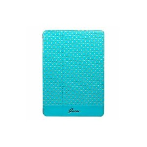 Чехол для iPad Mini Retina Guess Gianina Folio, цвет Turquoise (GUFCPM2PET)
