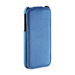 Чехол Optima iPhone 5 / 5S Case, цвет Blue, op-iP5-bl