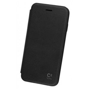Чехол-книжка для iPhone 6 Plus / 6S Plus Uniq C2, цвет Black, (IP6PGAR-C2SBLK)