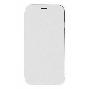 Чехол-книжка для iPhone 6 Plus / 6S Plus Uniq C2, цвет White, (IP6PGAR-C2SWHT)