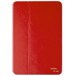 Чехол для iPad mini / iPad mini Retina Uniq Muse, цвет Red, (PDM2GAR-MUSRED)