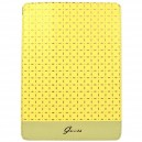 Чехол для iPad Air Guess Gianina Folio, цвет Yellow (GUFCD5PEY)