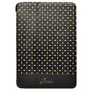 Чехол для iPad mini Guess Gianina Folio Case, цвет Black (GUFCPM2PEB)