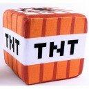 Плюшевая игрушка куб TNT Block большой 20см
