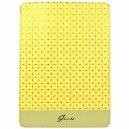 Чехол для iPad Air Guess Gianina Folio, цвет Yellow (GUFCD5PEY)